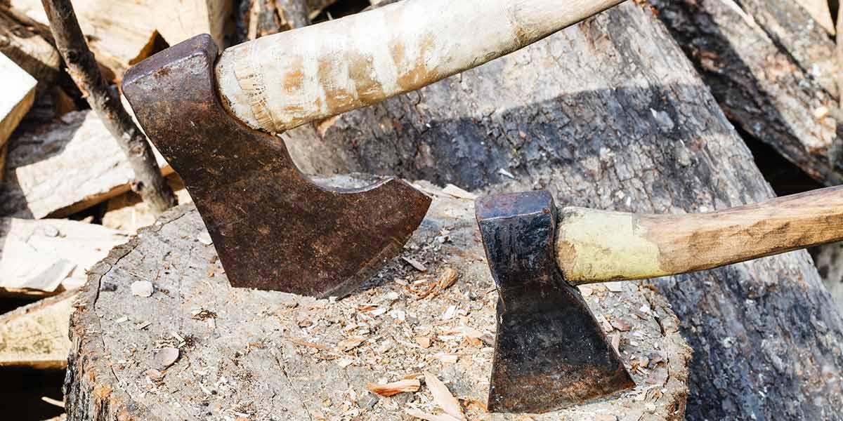Excavator Log Splitter