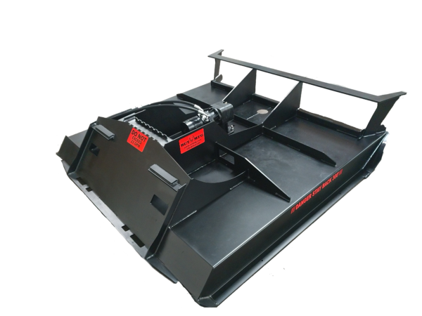 Skid Steer Brush Mower Cutter 1