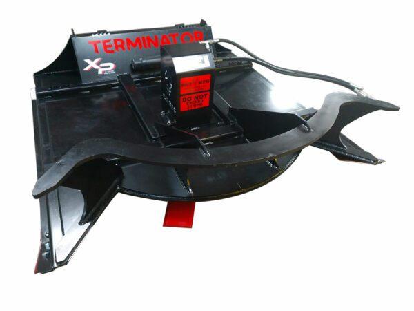 Skid Steer Brush Cutter Terminator 3