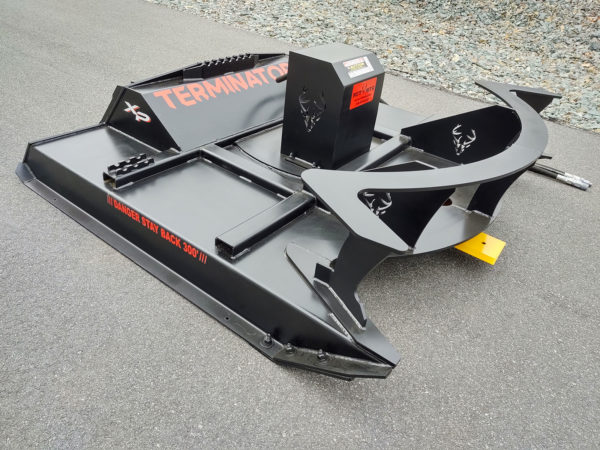 Skid Steer Brush Cutter Terminator XP