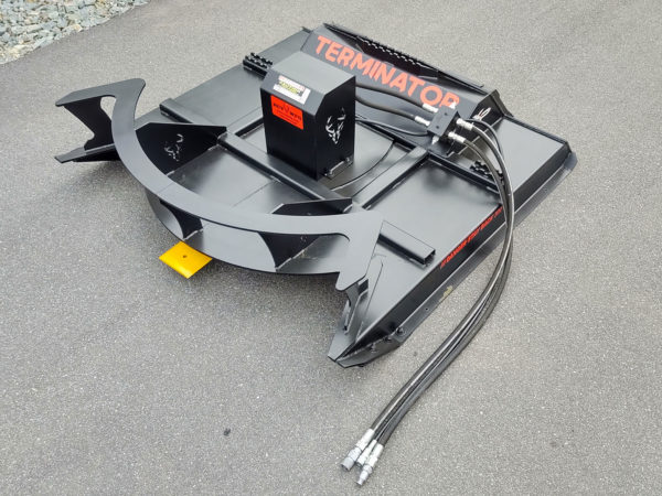 Skid Steer Brush Cutter Terminator XP 4