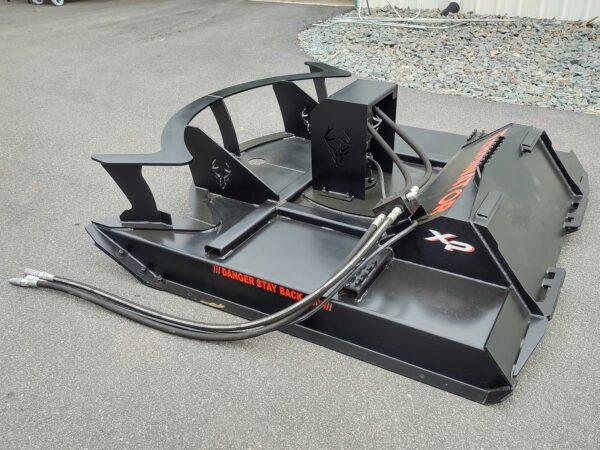 Skid Steer Brush Cutter Terminator XP 5