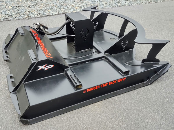 Skid Steer Brush Cutter Terminator XP 6